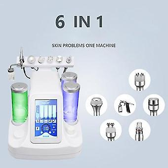 Small Bubbles Ultrasonic Hydra For Deep Facial, Pore Clean Facial Massage,