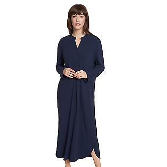 Féraud High Class 3201136-10063 Women's Navy Cotton Nightdress