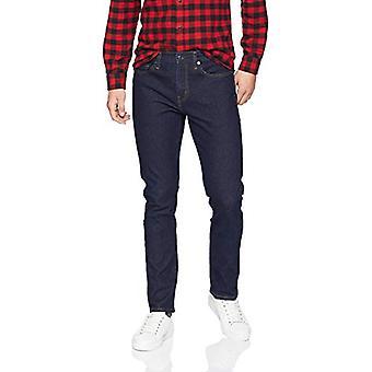 Essentials Men's Slim-Fit Stretch Jean, Rinse, 40W x 28L