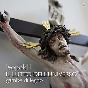 Leopold / Di Legno / Baroni / Allegrezza / Borgion - Il Lutto Dell'Universo [CD] USA import