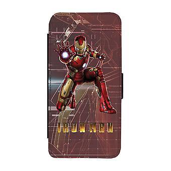 Custodia portafoglio Iron Man iPhone 6/6S