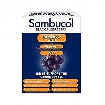 Sambucol - Sambucol Immuno Forte Capsules 30 capsule