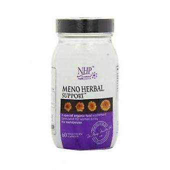 Natural Health Practice - Meno Herbal Support 60 capsule