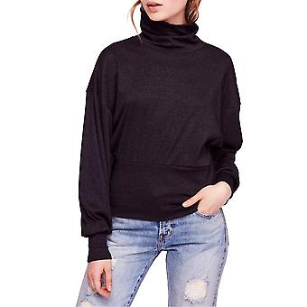 Free People | Glam Turtleneck Knit Sweater