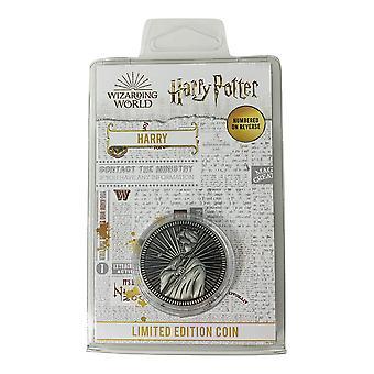 Harry Potter Limited Edition Münze - Harry