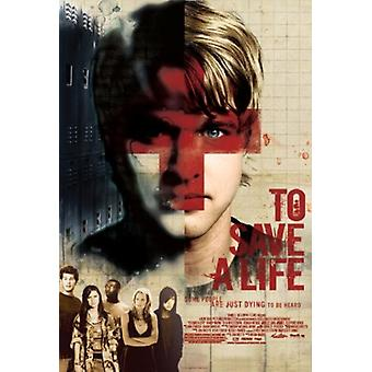 To Save a Life [BLU-RAY] USA import