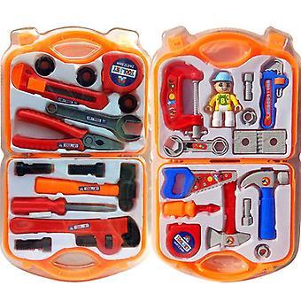Barn Tool Kit Pedagogiska- Simulering Reparationsverktyg