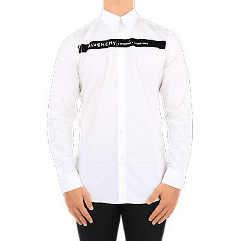Givenchy Camicia Bianco BM60MD109F112 Top