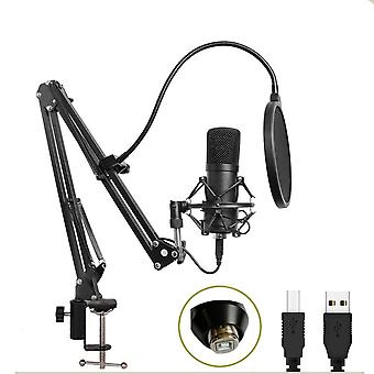 Studio live streaming Broadcasting optagelse mikrofon YouTube