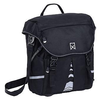 Willex Bicycle Bag S 1200 10 L Black 13221