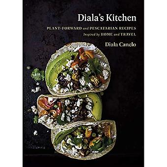 Diala's Kitchen: Plant-Forward and Pescatarian Recipes Inspired� by Home and Travel