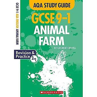 Animal Farm AQA Engelse Literatuur (GCSE Rangen 9-1 Studiegidsen)