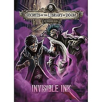 Invisible Ink (Secrets of the Library of Doom)