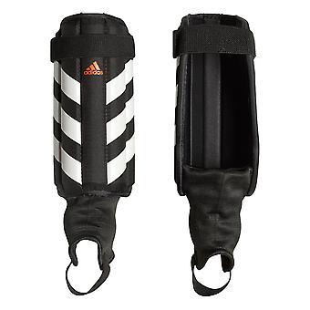 adidas Evertomic Football Shinguard Shin Pad Guard Noir/Blanc