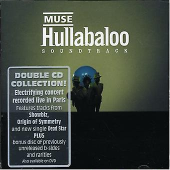 Muse - Hullaballo Soundtrack [CD] USA import