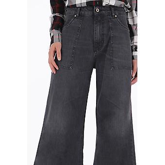 Please Grigio Grey Pants & Jean