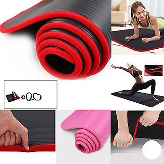 יוניסקס מעבה קצוות יוגה-מחצלת, ספורט נגד החלקה יוגה שמיכה