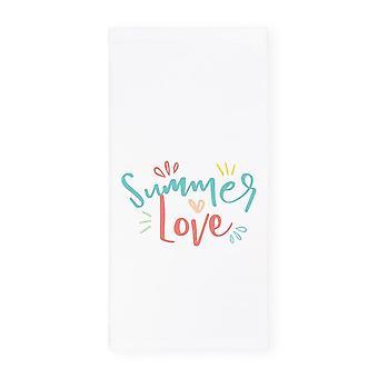 Sommer Liebe-Küche Geschirrtuch