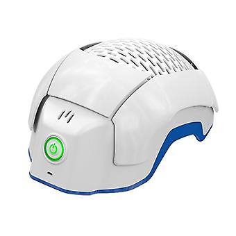 Theradome Pro Laser Helmet-pomaga zwalczać oznaki Thinning-LLLT Cordless Device-do użytku domowego-przywrócić grubość-bez bólu, bez ciepła