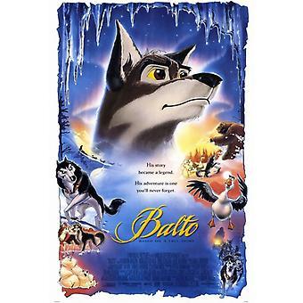 BALTO elokuvan juliste tulosta (27 x 40)