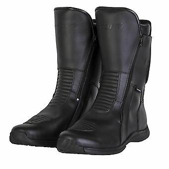 Spada Hurricane 3 CE WP Motorcycle Boots Black