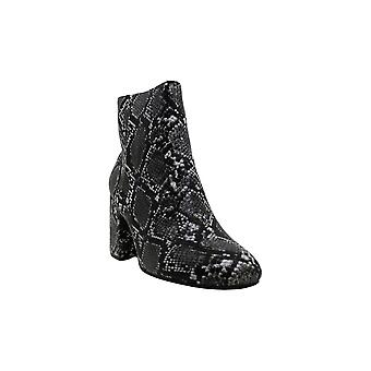 Bar III Womens Gatlin Round Toe Ankle Fashion Boots