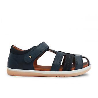 BOBUX Closed Toe Sandal Kp Roam Navy Blue
