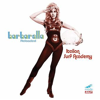 Italian Surf Academy - Barbarella Reloaded [CD] USA import