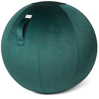 Vluv Varm Samt-Sitzball Durchmesser 70-75 cm Forest