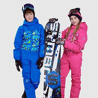 Waterproof And Windproof Hooded Skiing Sets