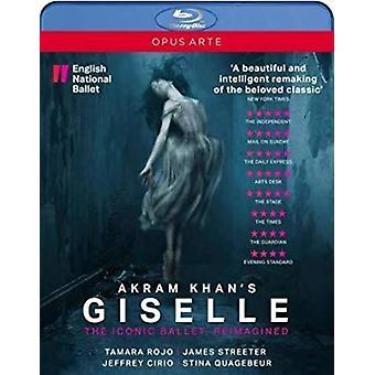 Akram Khan's Giselle [Blu-ray] USA import