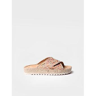 BALI-BI - Espadrille for woman by Toni Pons made of cork.