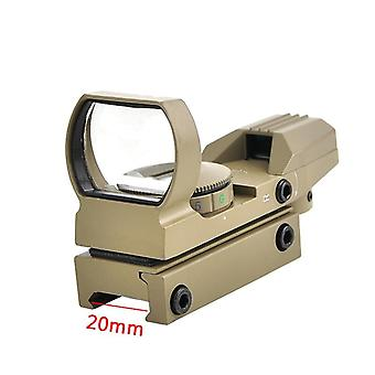 Rail Riflescope Hunting Optics Holographic Red Dot Sight Reflex