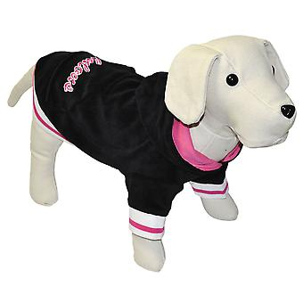Nayeco Black sweatshirt Fabulous (Dogs , Dog Clothes , Sweaters and hoodies)