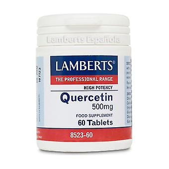 Quercetin 60 tablets of 500mg