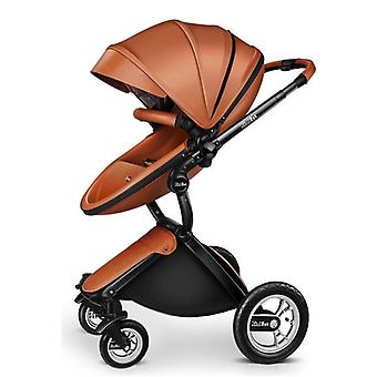 Two-way High Landscape Shock Absorption Baby Stroller
