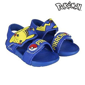 Beach sandals pokemon 73050 blue