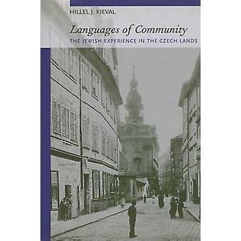 Språk av gemenskapen - Den judiska erfar i de tjeckiska länderna vid H