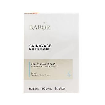Skinovage [prevención de la edad] almohadillas refrescantes 4 260646 5x2pcs