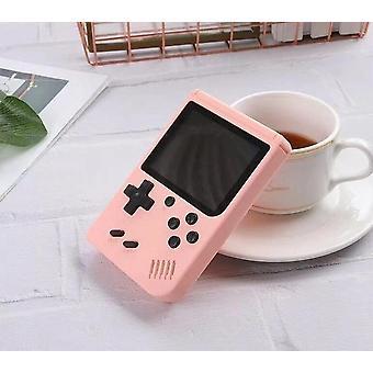 Mini bärbar retro videokonsol handhållet spel