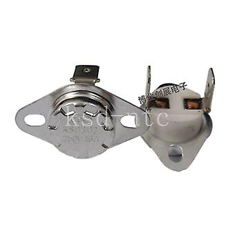 Bimetal Thermostat Ksd302/ksd301 Ceramics 16a250v Degrees Thermal Fuse