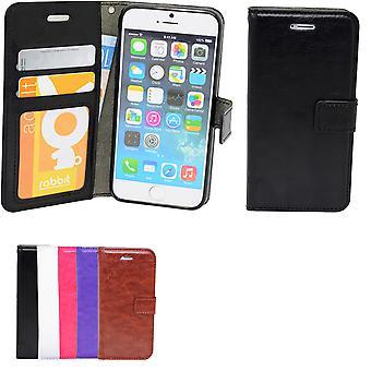Case Iphone 5/5s/se2016 Wallet Leder
