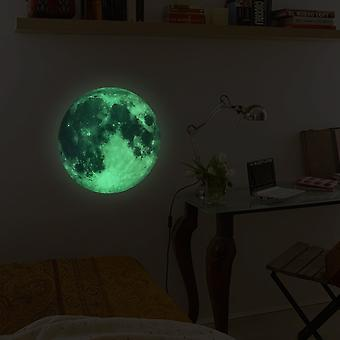 Swotgdoby Glowing Luminous Wall Or Ceiling Art Stickers Removable Adhesive Wall Decal For Kids Bedroom