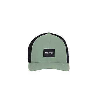 Hurley Men's Trucker Cap ~ Warner green