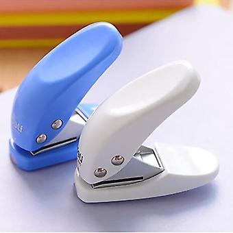 Mini bærbar, hulning med håndhule, papir til bærbare pc'er, stanseværktøj