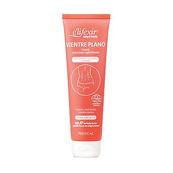 Reducing / firming emulsion for flat stomach natural beauty 150 ml of cream