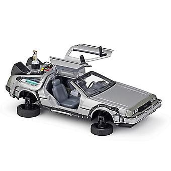 1:24Back to The Future Alloy Vehicle Pull Back Car