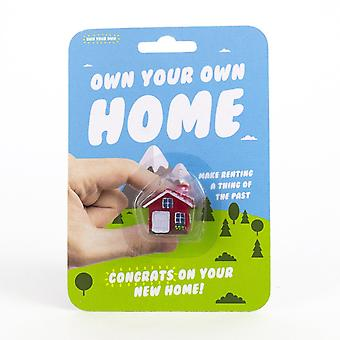 Omista oma kotisi