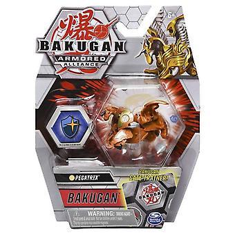 Bakugan Core Armored Alliance Action Figure 1 Pack 2 Inch Figure Series 2 - Aurelus Pegatrix