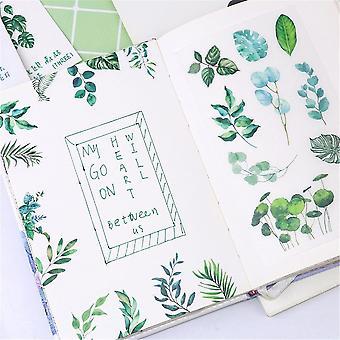 Washi Paper Decorative Label Stickers